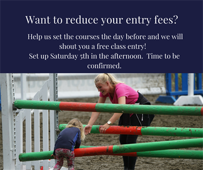 Want to reduce your entry fees?