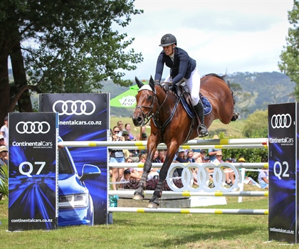 Top Kiwi Showjumpers Chase NZ World Cup Final Honours